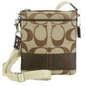 Coach Swingpack Crossbody Bag